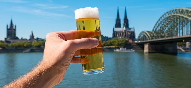 CityGames Köln Party Sightseeing Tour: Kölsch Biergrüßung