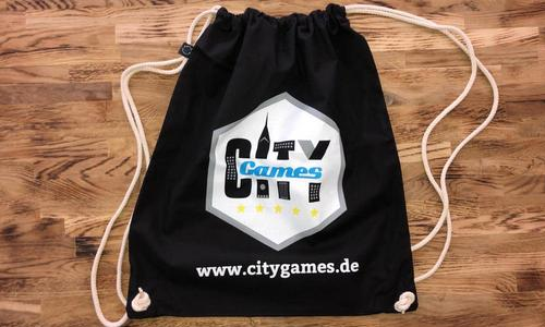 CityGames Köln JGA Frauen Tour: Special Backpack