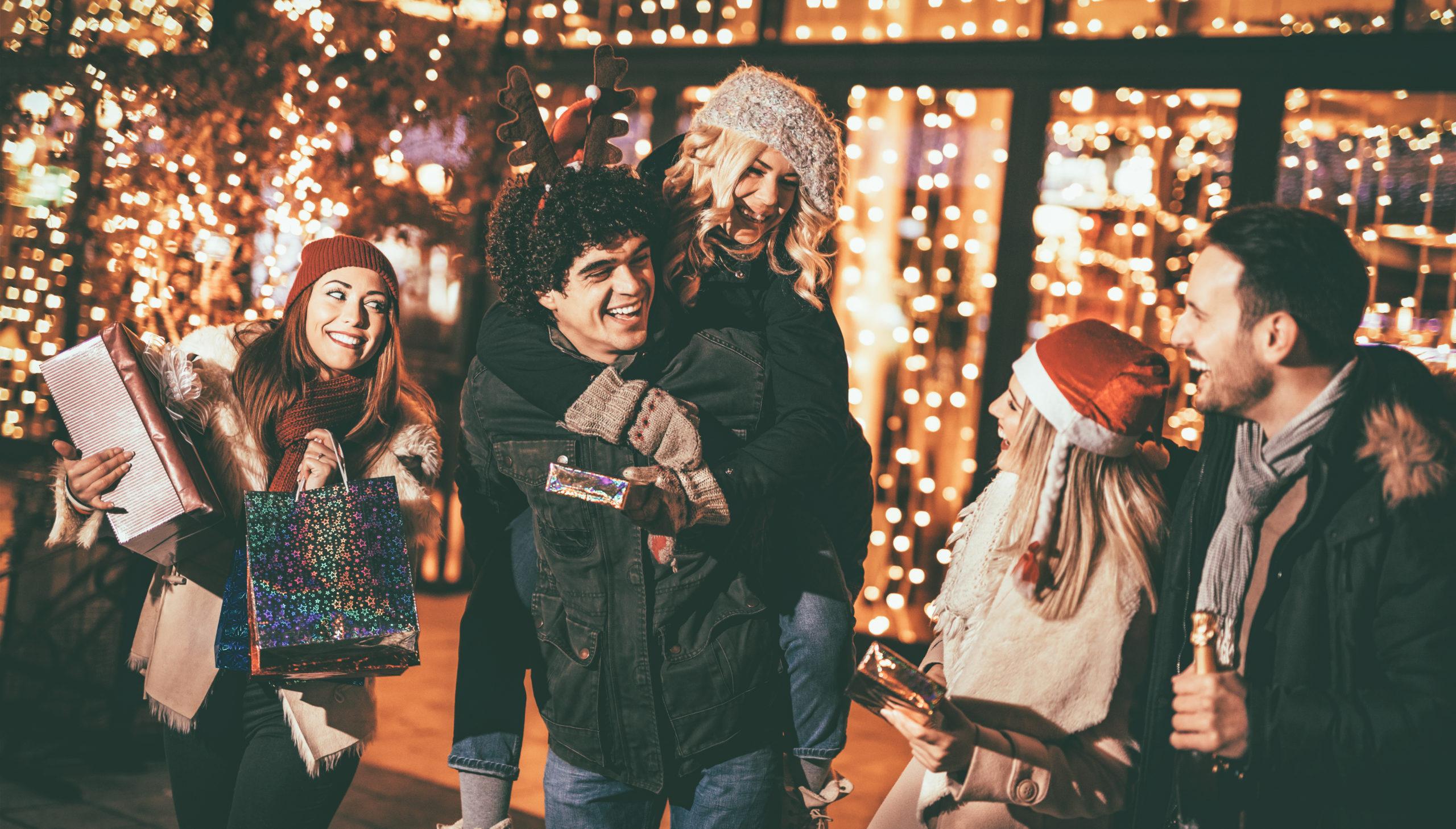 CityGames Köln xMas Tour - Weihnachtsmarkt Freunde